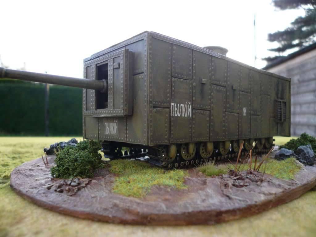 Сверхтяжёлый танк В. Д. Менделеева