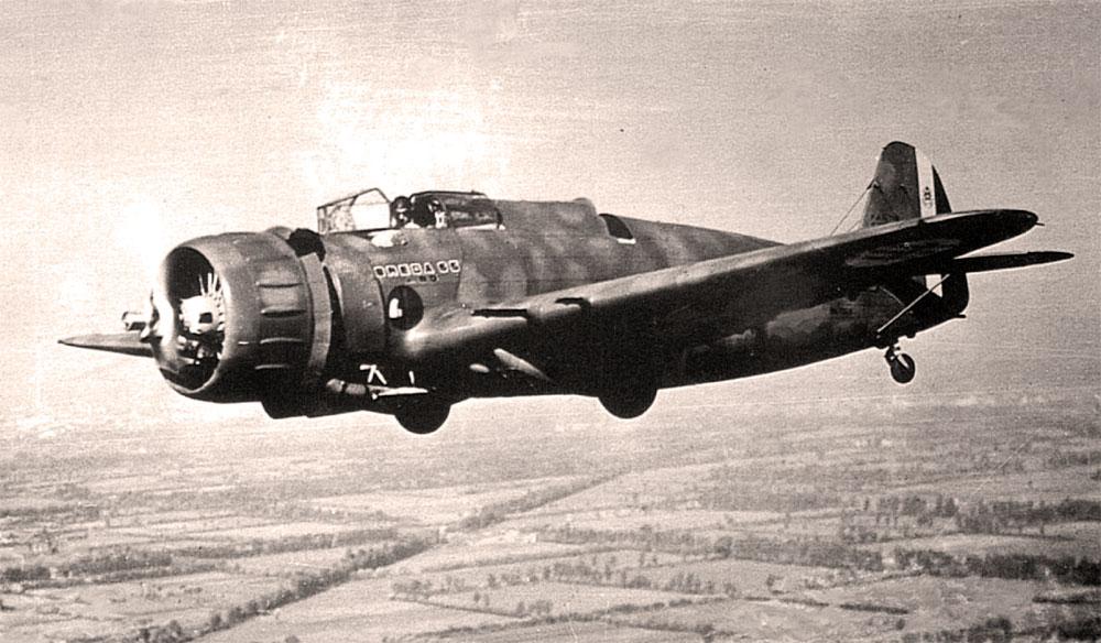 Итальянский истребитель Breda Ba.65