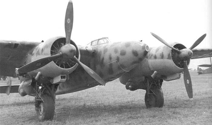 """Итальянский истребитель Breda Ba.88 """"Lince"""""""