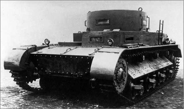 Немецкий средний танк VK 2001(Rh)/BW
