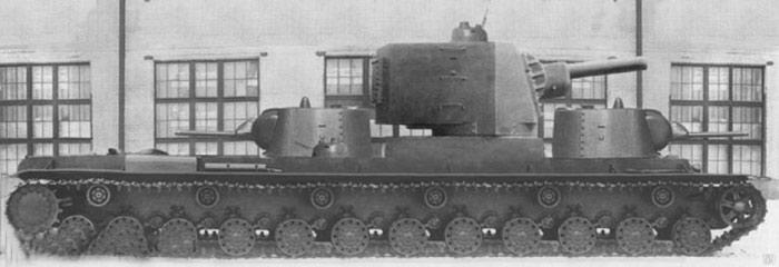 Сверхтяжёлый танк Т-42