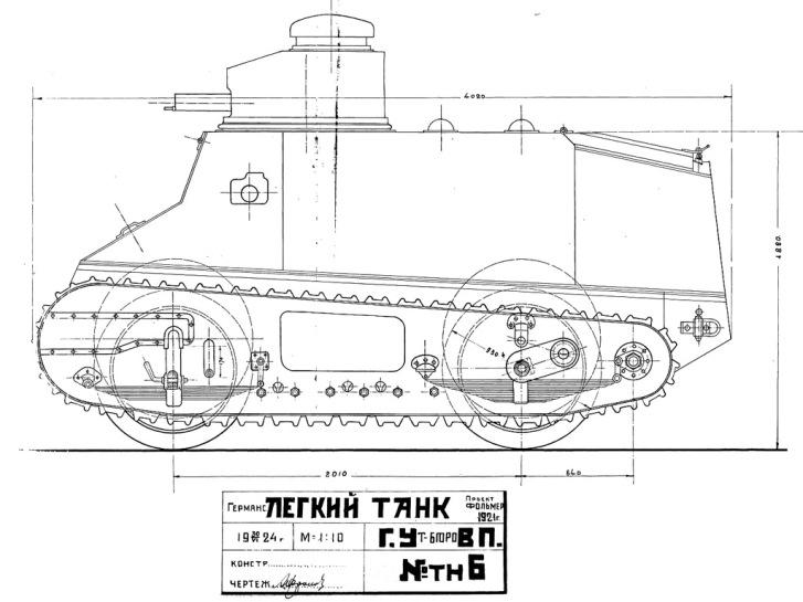 Плавающий танк «Теплоход АН»