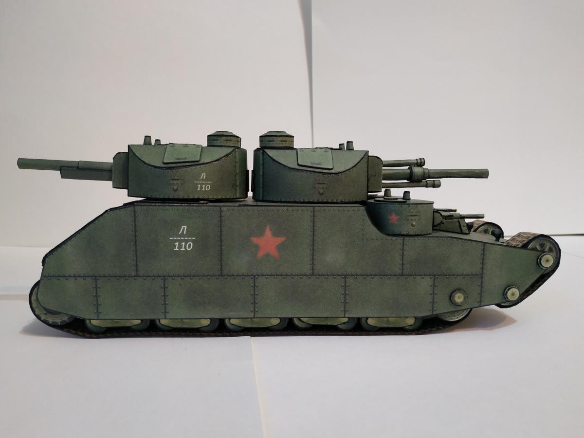 Тяжёлый танк Т-39