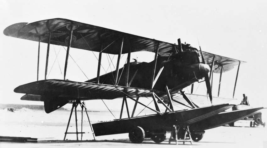 Германский истребитель Sablatnig SF.3