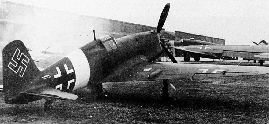 """Итальянский истребитель S.A.I.S. S. 403 """"Dardo"""""""