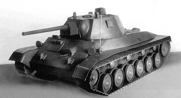 Средний танк Т-34М