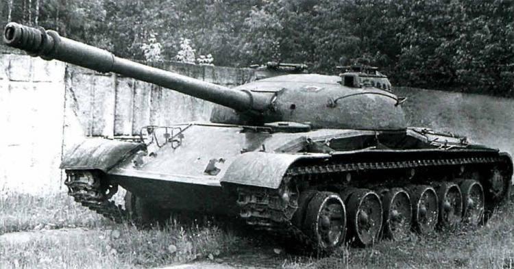 Советский средний танк «Объект 140»