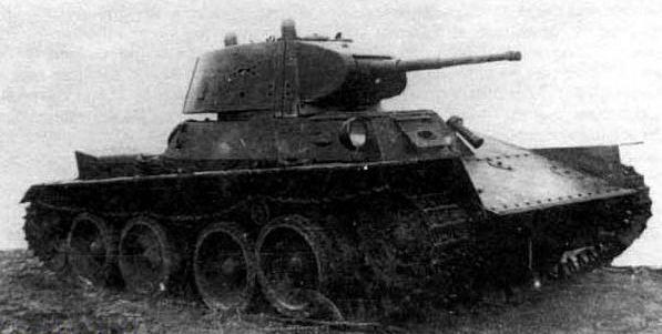 Советский лёгкий танк СТЗ-35