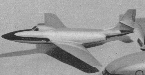 Итальянский истребитель SIAI-Marchetti S.10X