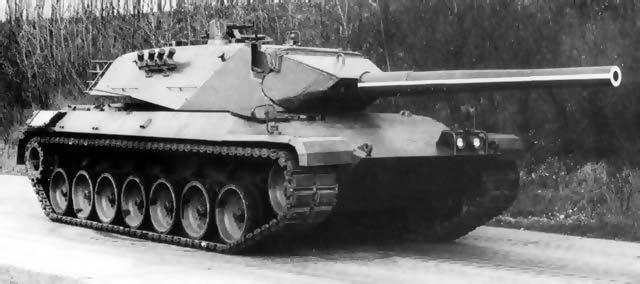"""Экспериментальный танк """"Keiler"""""""