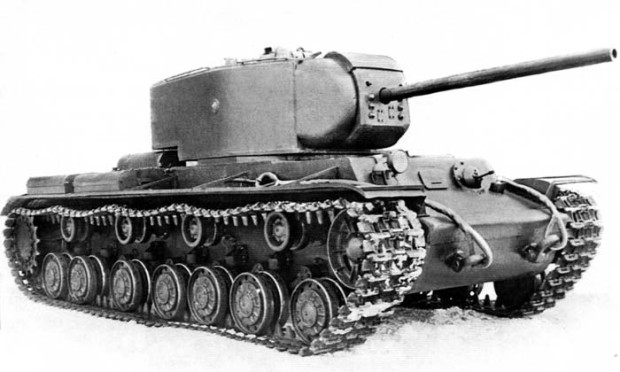 Тяжёлый танк прорыва КВ-220