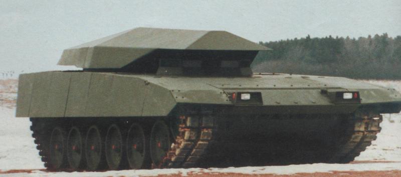 Немецкий танк NGP