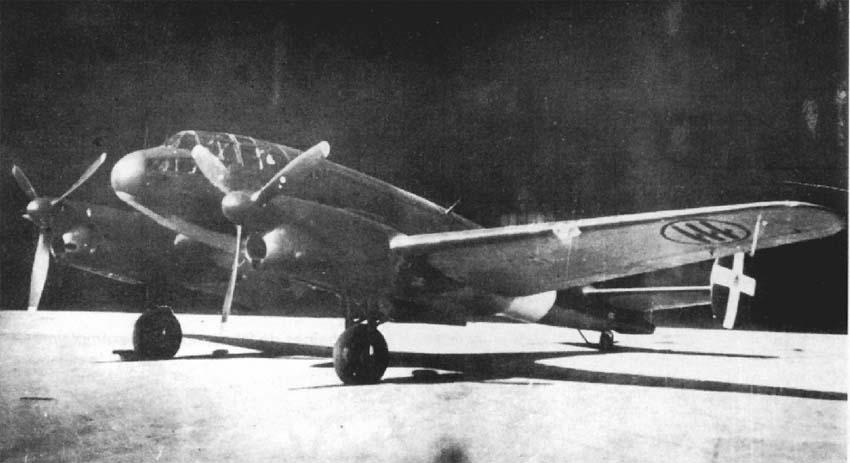 """Итальянский истребитель Caproni Cа.331В """"Rafica"""""""