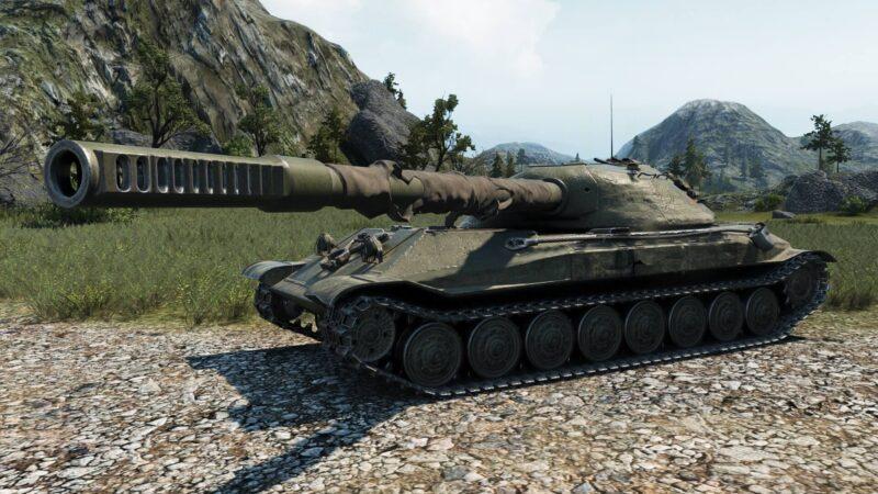 Советский тяжёлый танк «Объект 705»
