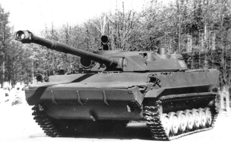 Плавающий авиадесантный танк «Объект 934»