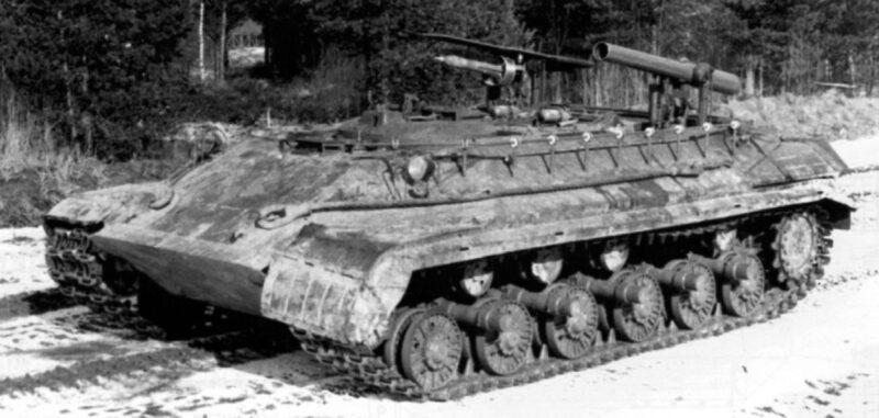 Советский тяжёлый танк «Объект 282»