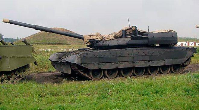 Основной танк «Чёрный орёл»
