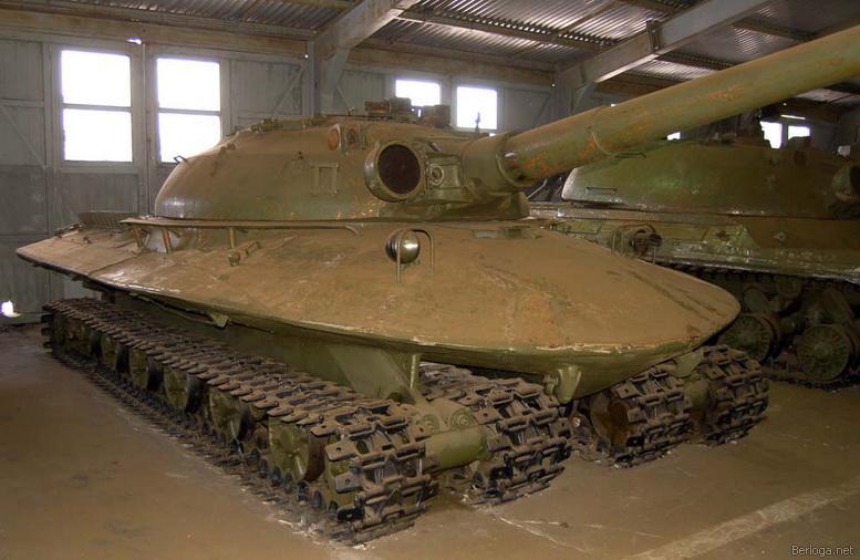 Советский тяжёлый танк «Объект 279»