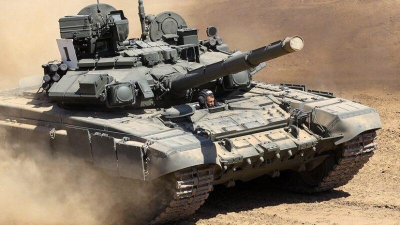 Основной танк Т-90 «Владимир»