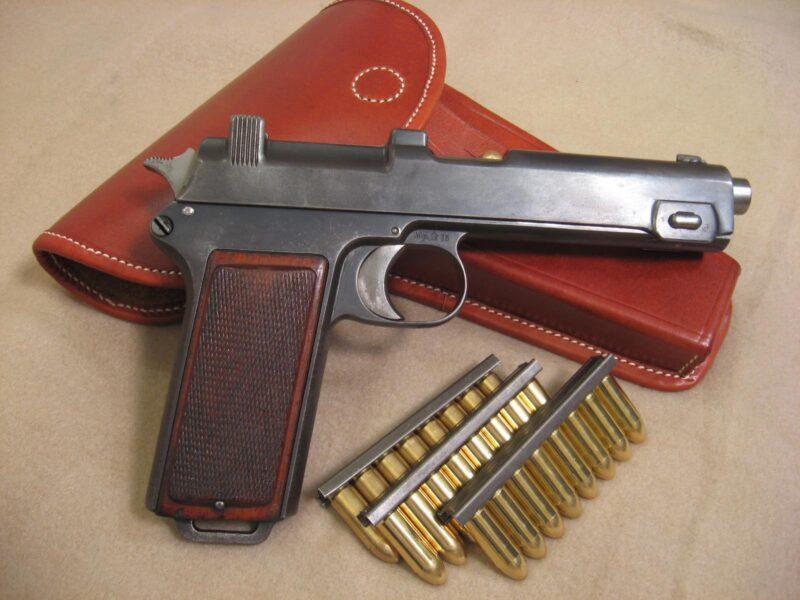 Пистолеты «Steyr» (Австрия)