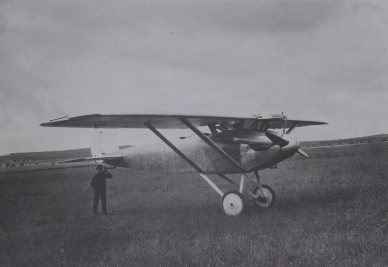 Германский истребитель Daimler L.14