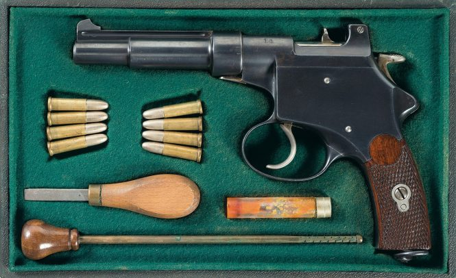 Пистолеты «Mannlicher» (Австро-Венгрия)