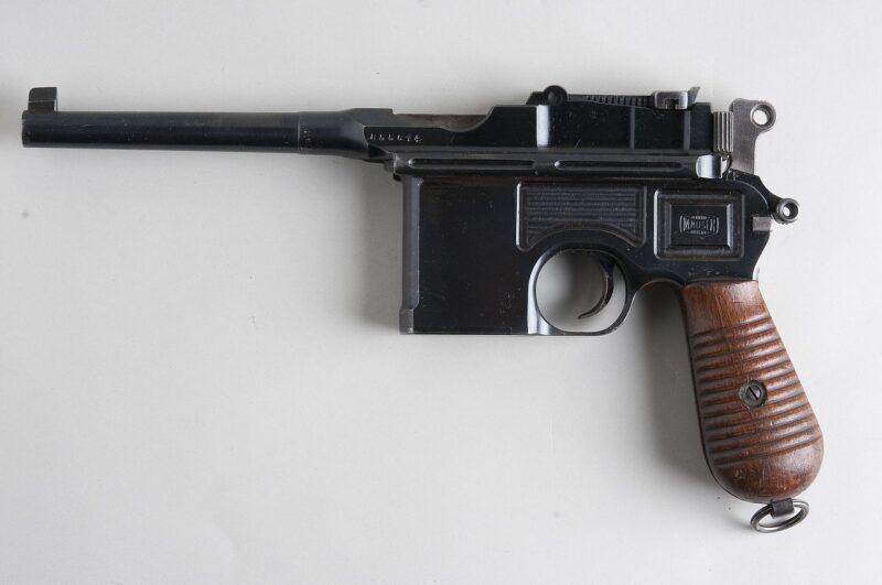 Пистолеты «Mauser» С 96 (Германия до 1945 г.)