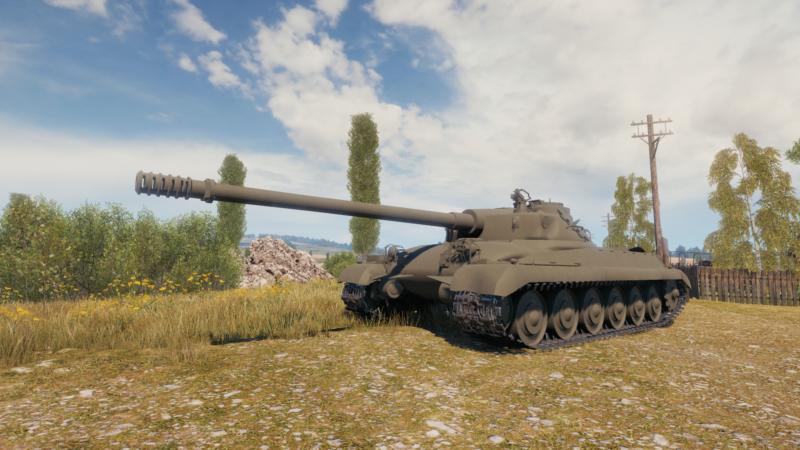 Тяжёлые танки «Объект 752» и «Объект 777»