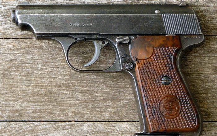 Пистолет «Sauer» 38 H (Германия до 1945 г.)