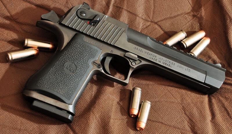 Пистолеты «Desert Eagle» и «Jericho 941» (Израиль-США)