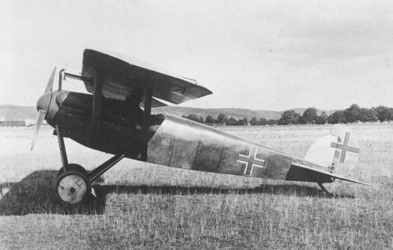 Германский истребитель Daimler L.11