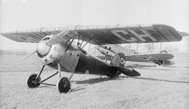 Германский истребитель Kondor E.III