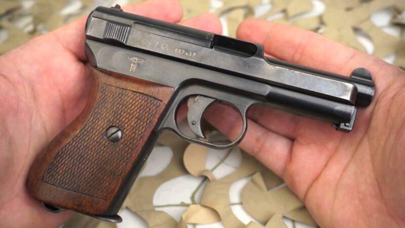 Пистолеты «Mauser» М 1914/34 и HSc (Германия до 1945 г.)