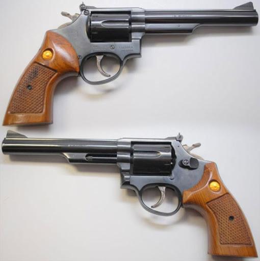 Револьверы «Taurus» (Бразилия)