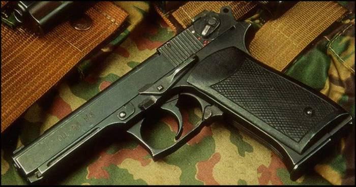Автоматические пистолеты ОЦ-23 «Дротик» и ОЦ-33 «Пернач» (Россия)