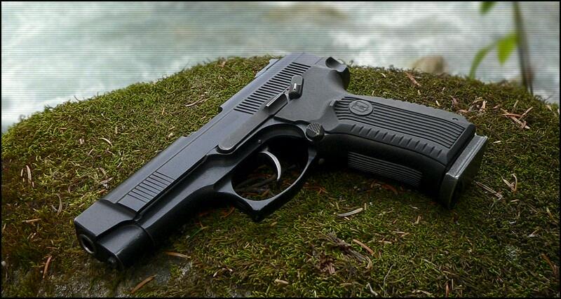 Конструкция пистолета МР-443 «Грач»
