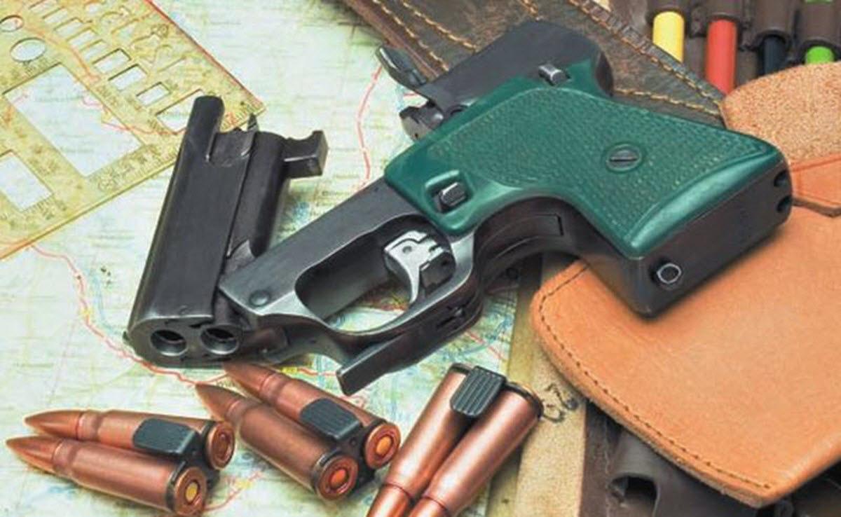 Специальные пистолеты МСП «Гроза», ПСС и СПП-1 М (СССР-Россия)