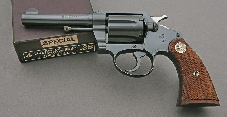 Револьверы «Colt» (США)