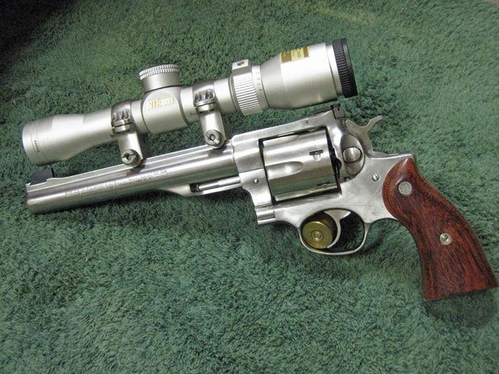 Револьверы «Ruger» (США)
