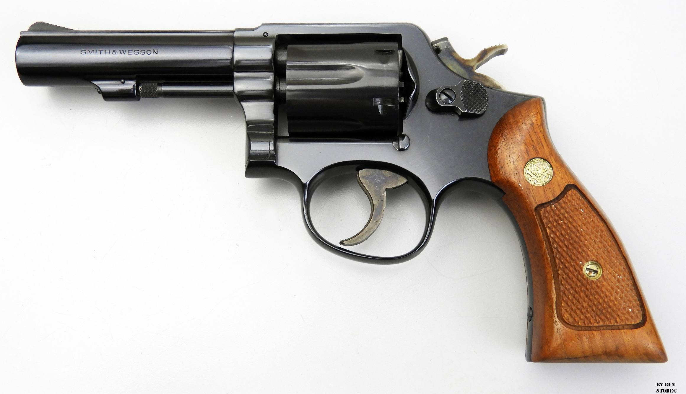 Конструкция револьвера «Smith & Wesson» 10