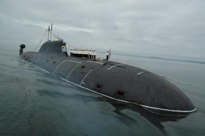 Подводные ракетоносцы