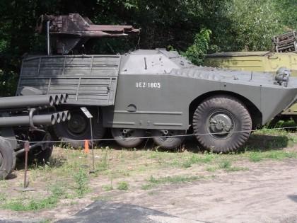 Самоходные противотанковые комплексы на базе БРДМ