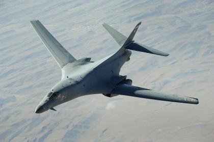 """Самолет B-1 """"Лансер"""""""
