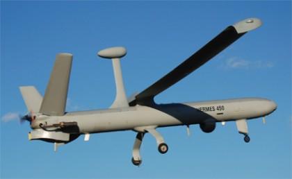 Беспилотный летательный аппарат Гермес