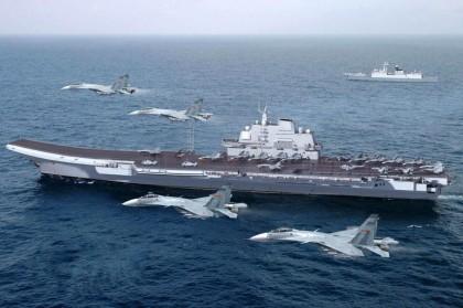 Военно-морские силы Китая