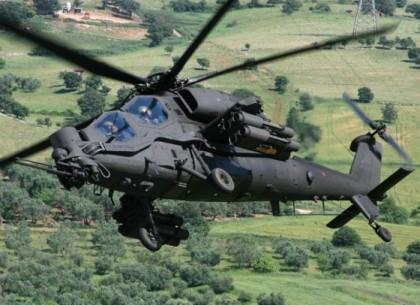 Вертолет Агуста А129 Мангуст