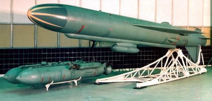 """Крылатая ракета средней дальности П-120 """"Малахит"""""""