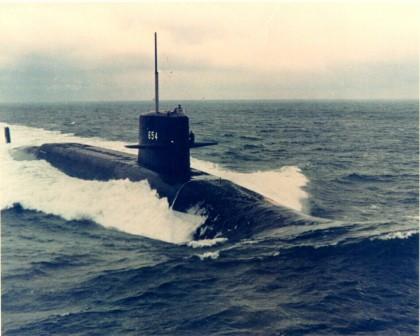 """Подводные лодки типа """"Джордж Вашингтон"""""""
