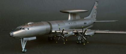 Самолет ДРЛО ТУ-126