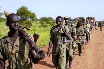 Военные конфликты в Африке и на Ближнем Востоке